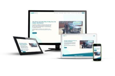 Carmatic - Eternal NYC Website Design
