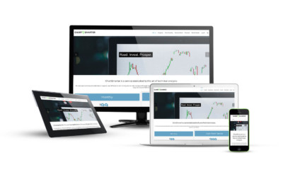 Chart Smarter - Eternal NYC Website Design