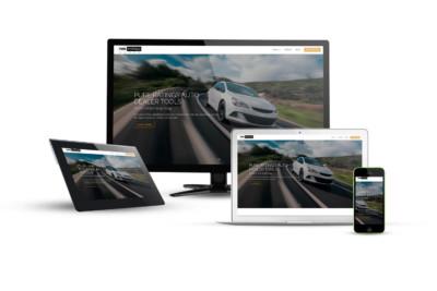 Dealer Biz Tools - Eternal NYC Website Design Portfolio