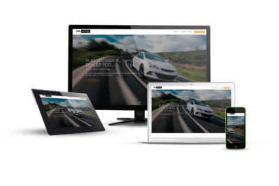 Dealer Biz Tools - Eternal NYC Website Design Portfolio