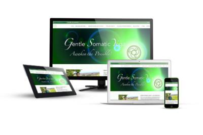 Gentle Somatic Yoga - Eternal NYC Website Design Portfolio