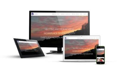 Kim Center for Social Balance - Eternal NYC Website Design Portfolio