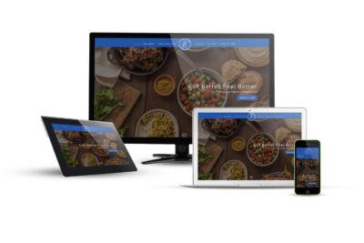 Mediterranean Sea & Grill - Eternal NYC Website Design Portfolio