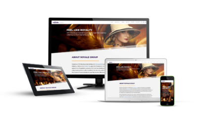 Royale Group NYC - Eternal NYC Website Design