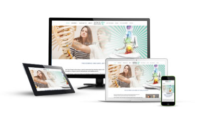 Soul Yoga Therapy - Eternal NYC Website Design Portfolio