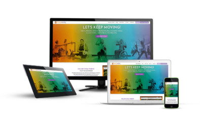 Yoga Vista TV - Eternal NYC Website Design